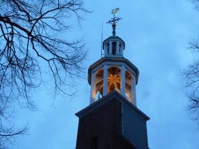 Lantaarn toren oude kerk te Zwijndrecht