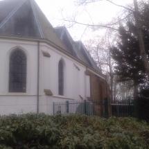 Aanvraag onderhoudssubsidie voor 3 Kerkgebouwen, voor de jaren 2019 - 2024, bij de Rijksdienst voor het cultureel erfgoed. In opdracht van de Herv. Gem. Zwijndrecht